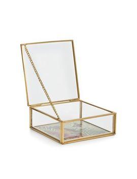 Mw By Matthew Williamson   Multicoloured Glass Small Trinket Box by Mw By Matthew Williamson