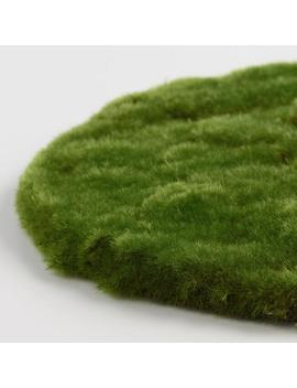 Round Mossy Tabletop Mat by World Market
