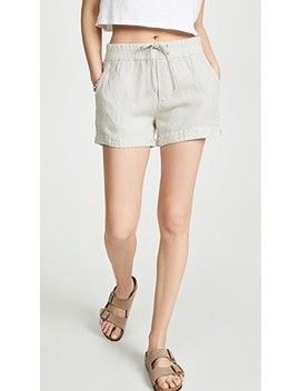 Easy Linen Shorts by James Perse