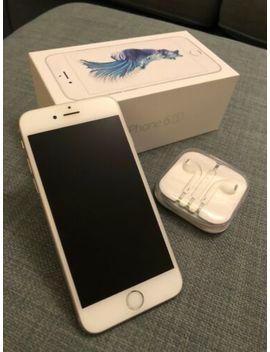 Apple I Phone 6s   16 Gb Plateado (Desbloqueado) A1688 (Cdma + Gsm) by Ebay Seller