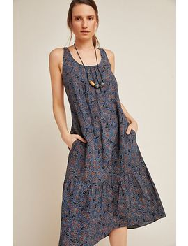Frye Kalamkari Woodblock Printed Dress by Frye