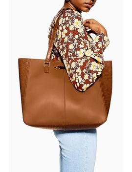 Mace Tote Bag by Topshop
