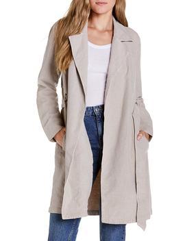 Alisha Trench Coat by Michael Stars