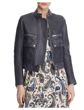 Love Leather Jacket by Zadig & Voltaire