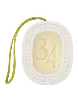 34 Boulevard Saint Germain Scented Oval by Diptyque