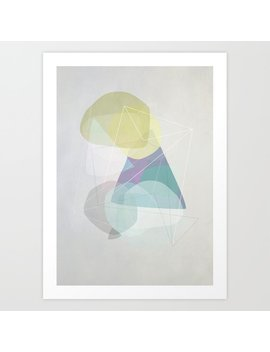 Graphic 117 Art Print by Society6