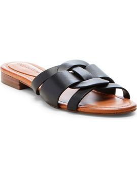 Golda Slide Sandal by Enzo Angiolini