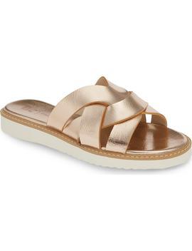 Therapeutic Vegan Slide Sandal by Bc Footwear