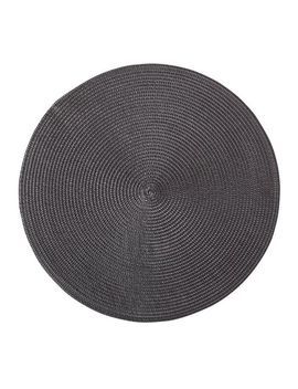 Mesa Black Placemat by Pier1 Imports