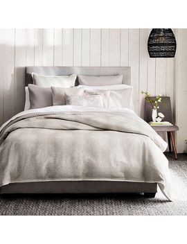 Lustre Bedding Collection   100 Percents Exclusive by Hudson Park Collection