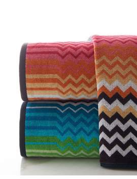 Stan Bath Towel by Missoni Home