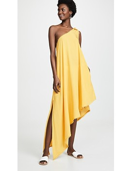 One Shoulder Maxi Dress by Red Carter