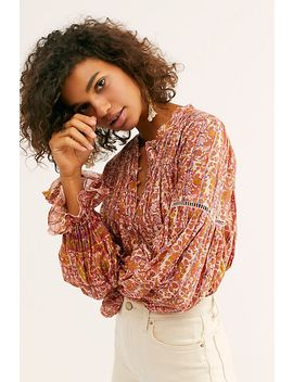 Bali Bohemian Disco Top by Free People