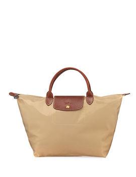 Le Pliage Medium Handbag by Longchamp