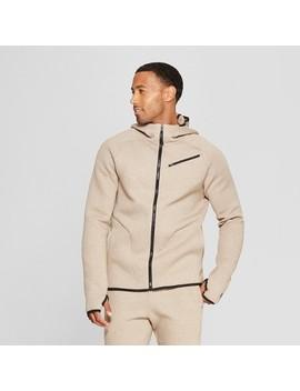 mens-textured-fleece-full-zip-hoodie---c9-champion by c9-champion