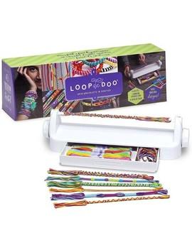 Loopdedoo Friendship Bracelet Loom Kit by Ann Williams