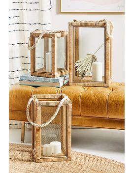 issa-rattan-lantern by anthropologie