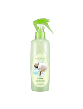 Nature Republic   Skin Smoothing Body Peeling Mist   Cotton 250ml by Nature Republic