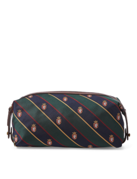 Patchwork Tie Silk Shaving Kit by Ralph Lauren