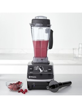 Vitamix Certified Reconditoned Blender, Silver by Williams   Sonoma