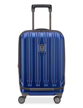 "Connec Tech 19"" International Expandable Carry On Spinner Suitcase, Created For Macy's by Delsey"