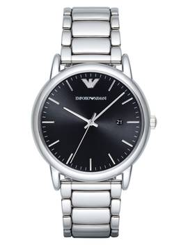 Bracelet Watch, 43mm by Emporio Armani