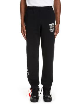Monnalisa Slim Sweatpants by Off White