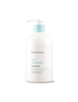 Innisfree   Ato Soothing 5.5 Lotion 500ml by Innisfree