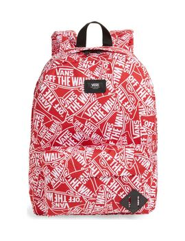 Old Skool Ii Off The Wall Water Repellent Backpack by Vans