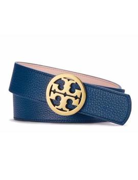 Reversible Logo Size Xs Belt by Tory Burch