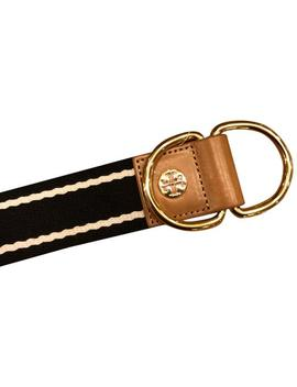 Black And White Belt by Tory Burch