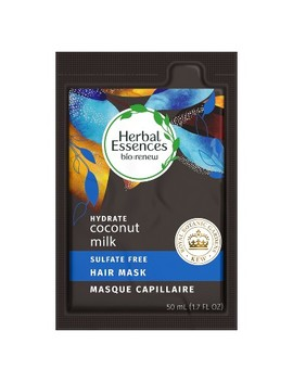 Herbal Essences Bio:Renew Coconut Milk Hair Mask   1.7 Fl Oz by Herbal Essences