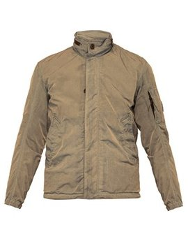 Lens Embellished Technical Jacket by C.P. Company