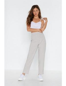 Check This Out Relaxed Pants by Nasty Gal