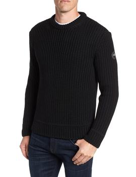 Galloway Regular Fit Merino Wool Sweater by Canada Goose