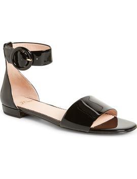 Ankle Strap Flat Sandal by J.Crew
