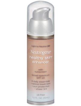 neutrogena-healthy-skin-enhancer,-broad-spectrum-spf-20,-light-to-neutral-30,-1-oz by neutrogena