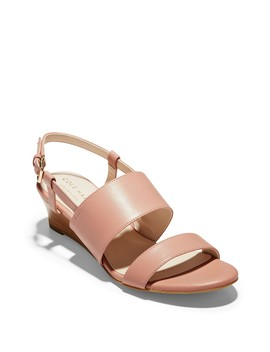 Annabel Grand Wedge Sandal by Cole Haan