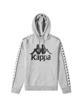Kappa Taped Hurtado Hoody by Kappa