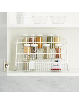 Pull Down Spice Rack by Container Store