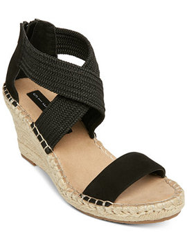 Excited Wedge Sandals by Steven By Steve Madden