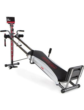 Total Gym 1400 Deluxe Home Fitness Exercise Machine Equipment With Workout Dvd by Total Gym