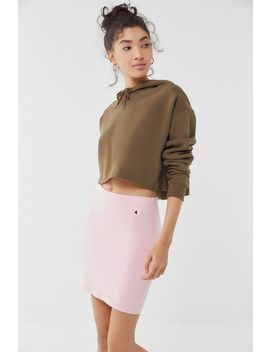 Champion Uo Exclusive Fitted Mini Skirt by Champion