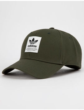 Adidas Originals Trefoil Patch Night Cargo Mens Snapback Hat by Adidas