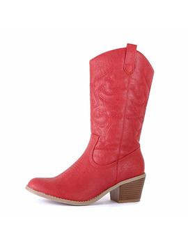 West Blvd   Womens Miami Cowboy Western Boots by West Blvd
