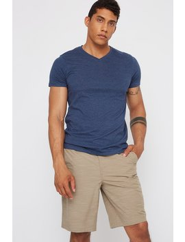 Space Dye Hybrid Quick Dry Short by Urban Planet