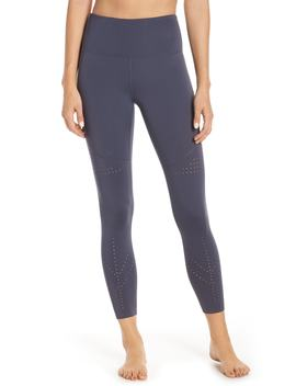 Hydra Perforated Leggings by Zella