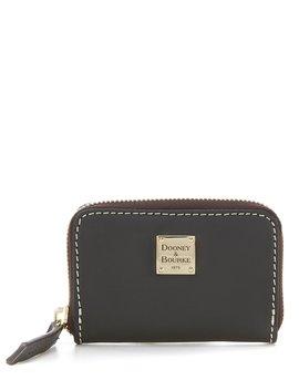 Beacon Collection Zip Around Credit Card Case by Dooney & Bourke