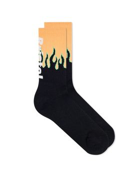 F.C. Real Bristol Fire Flame Regular Socks by F.C Real Bristol