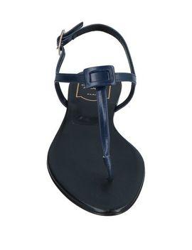 Roger Vivier Flip Flops   Footwear by Roger Vivier